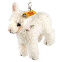 シュタイフ ソフトキーリング ラム(子羊) 10cm EAN112386