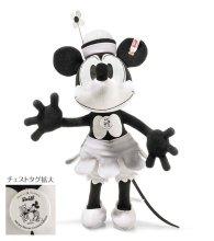 シュタイフ 映画ディズニー蒸気船ウィリーより ミニーマウス 38cm EAN354649【送料無料】
