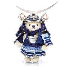 【即納商品】シュタイフ テディベア サムライ(三日月)五月人形 EAN678004【送料無料】