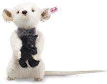 シュタイフ ぺキーマウスとテディベア 12cm EAN006852【送料無料】