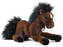 シュタイフ 馬(ハノーバー種)のハノー(座位)35cm EAN070716【送料無料】