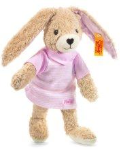 シュタイフ ウサギのホッペル ピンク 20cm EAN237577