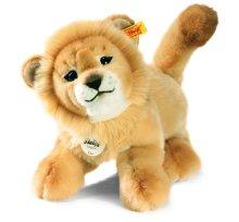 シュタイフ赤ちゃんライオンのレオ 28cm EAN065651【送料無料】