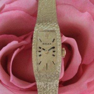 ロレックス ROLEX  イエローゴールドのブレス一体型