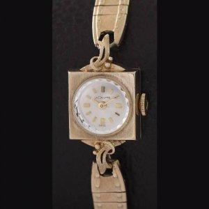 ジャガー・ルクルト   イエローゴールド金時計
