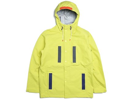 3L DUCK JACKET - Yellow