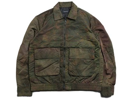 HARRINGTON JACKET - Tie Die