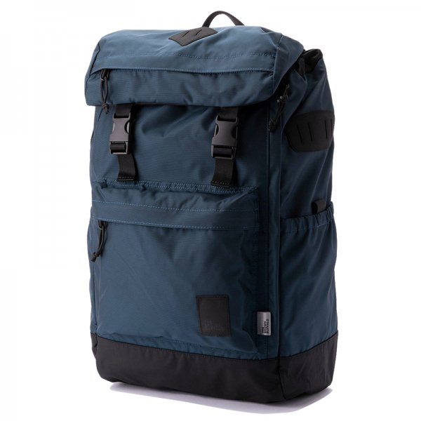 HILLSIDE BACKPACK - Navy Nylon