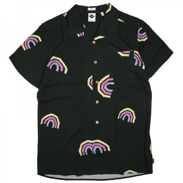 DAY DREAMER S/S SHIRT - Black