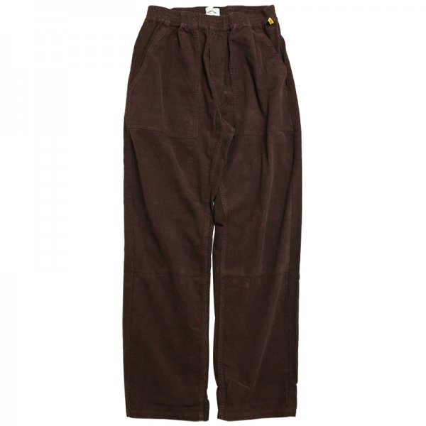 ALL DAY CORD PANT - Chocolate
