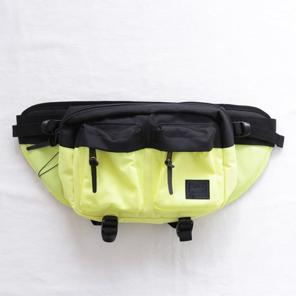 Eighteen Hip Pack - Highlight/Black