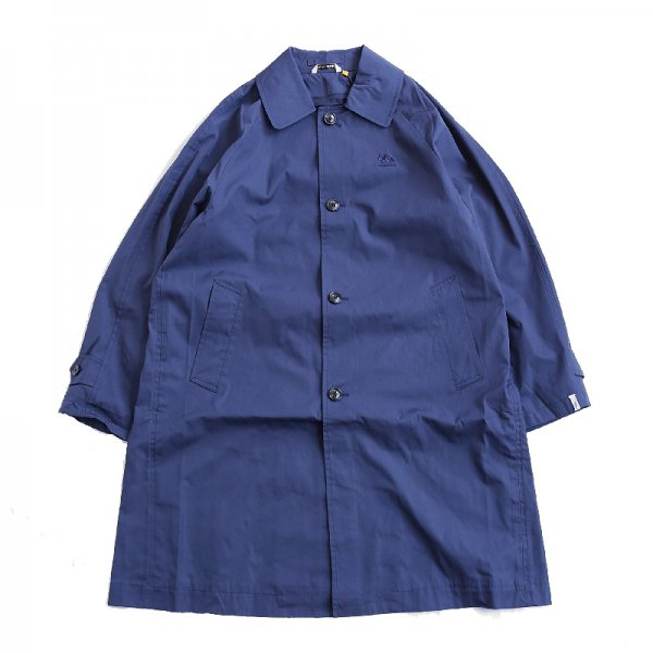 SOUTIEN COLLAR COAT - Navy