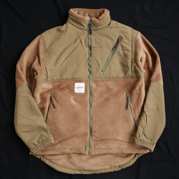 BURLAP OUTFITTER / COLD WEATHER FLEECE JACKET - Coyote