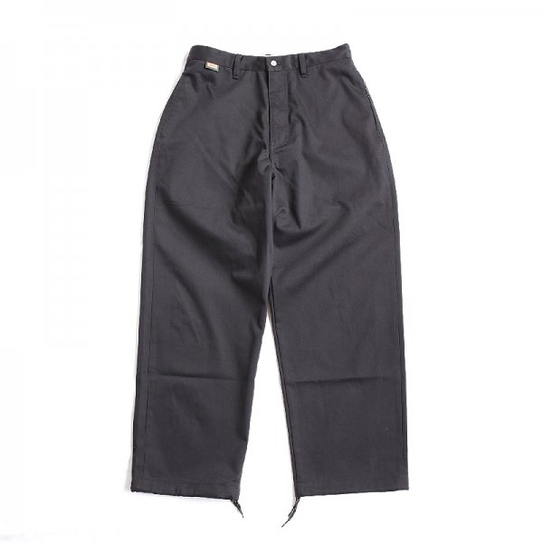 SESSION PANTS - Black