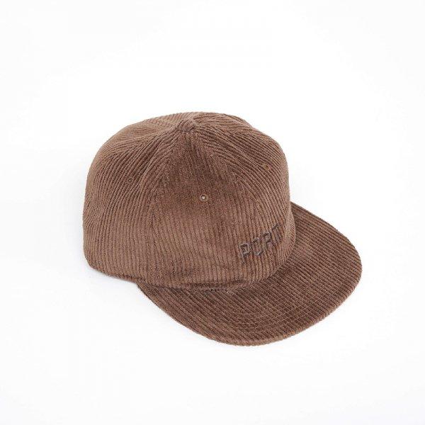 ESPORT CORD CAP - Brown
