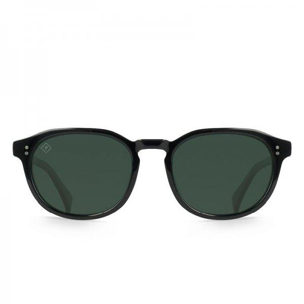 ROLLO - Crystal Black / Green Polarized