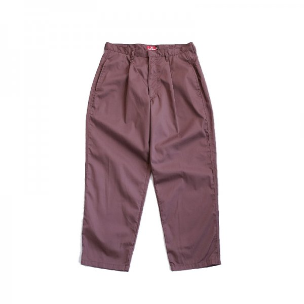 EASY TROUSERS - Brown