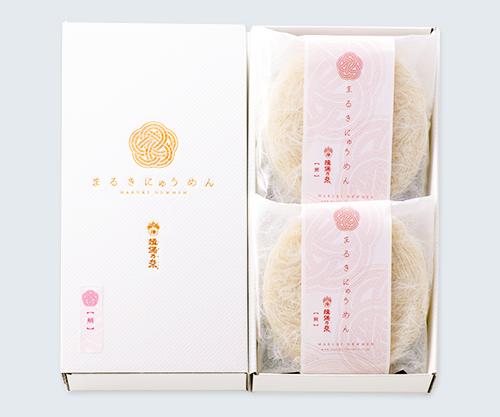 揖保乃糸 まるきにゅうめん(鯛味) NYT-15 2食入り
