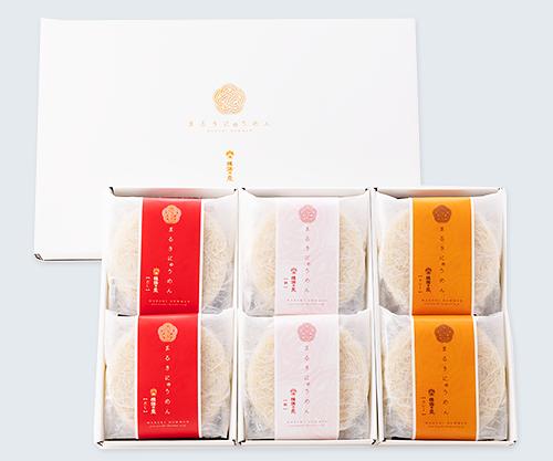 揖保乃糸 にゅう麺 3種詰合せ NYT-40A 900g