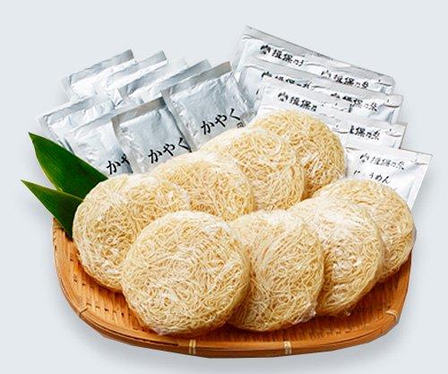 揖保乃糸 にゅう麺(自家需要商品) NY