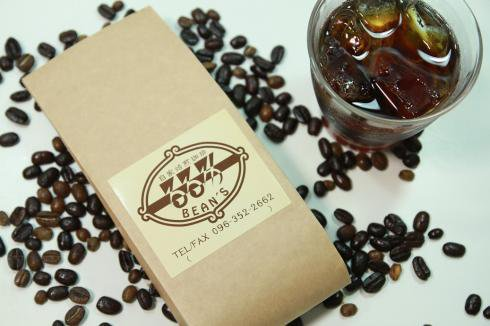 アイスコーヒー豆500g