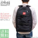 Manhattan Portage マンハッタンポーテージ スケボー リュック McCarren Skateboard Backpack Ver.2 MP1278 日本限定モデル<img class='new_mark_img2' src='https://img.shop-pro.jp/img/new/icons15.gif' style='border:none;display:inline;margin:0px;padding:0px;width:auto;' />