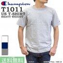 <img class='new_mark_img1' src='https://img.shop-pro.jp/img/new/icons15.gif' style='border:none;display:inline;margin:0px;padding:0px;width:auto;' />Champion チャンピオン Tシャツ T1011 無地 【メール便で送料無料】
