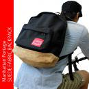Manhattan Portage マンハッタンポーテージ バックパック Suede Fabric Backpack 1209SD12 日本限定<img class='new_mark_img2' src='https://img.shop-pro.jp/img/new/icons59.gif' style='border:none;display:inline;margin:0px;padding:0px;width:auto;' />