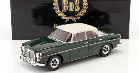 Rover P5B Coupe 1971 BoS Models 1:18 BOS146 Model