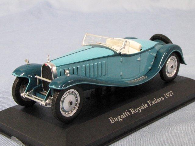 1927 BUGATTI ROYALE ESDERS T41 ブガッティ ロワイアル エズデール 1/43