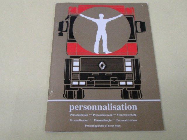RENAULT AE personnalisation ルノー トラック