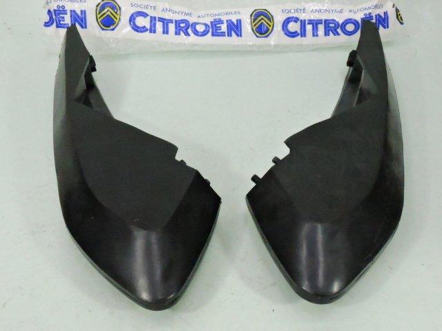 Citroen DS後期型用 フロントオーバーラダー 左右 新品