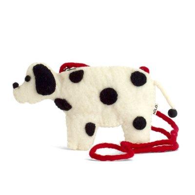 NILO/アニマルポーチ イヌ ダルメシアン(Animal Pouches DOG-Dalmatian)