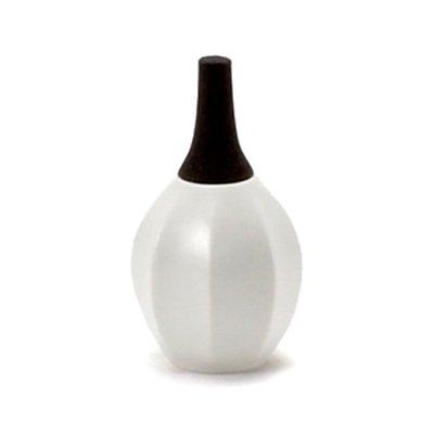 224porcerlain / Fragrance pot しのぎ+アロマオイル:雪の下  セット