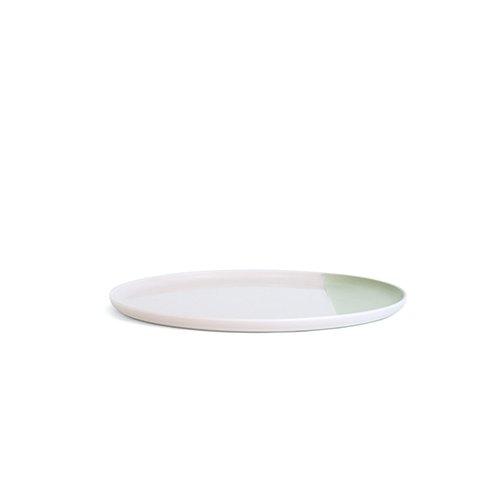 1616/aritajapan  S&B Flat Plate(M) ピンク/グレー