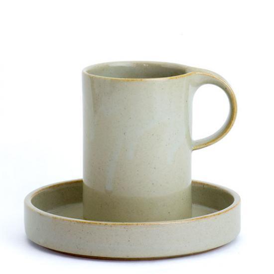 ceramic japan/モデラート ハイカップ&ソーサー