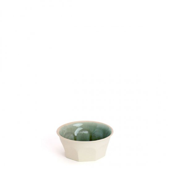 HASAMI/Vidrobowl moss green (S)