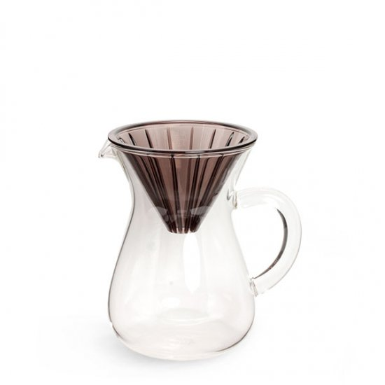 KINTO/コーヒーカラフェセット 300ml (ペーパードリップ用)