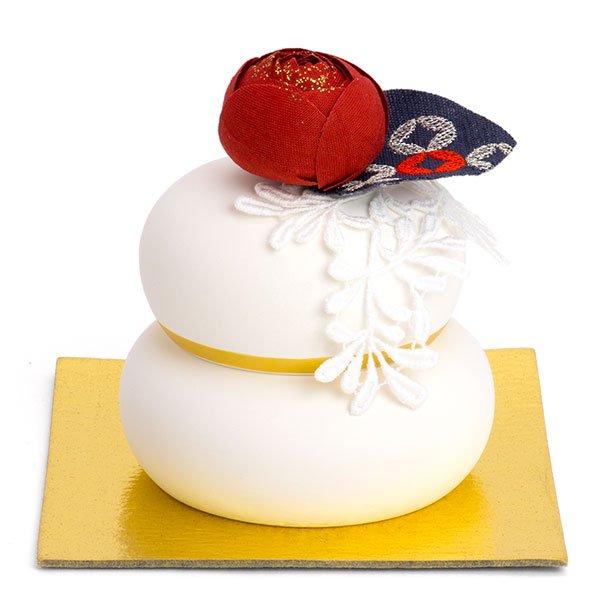 遊中川/鏡餅飾り