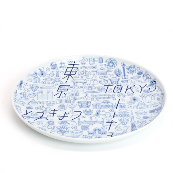 KIHARA/TOKYO ICON プレートL