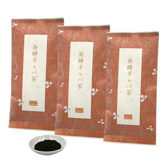 なでしこ健康生活「発酵ギャバ茶50g×3パック」