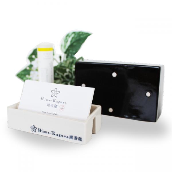 白水玉【アロマカードケース】