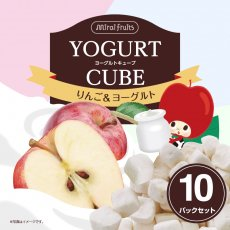 ヨーグルトキューブ りんご 16g×10パック