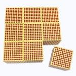 木製1000の立方体(9個入り)