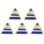 色ビーズ(1〜9)5組セット