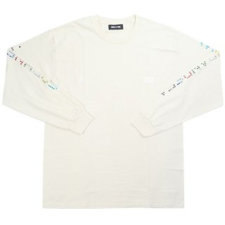 WIND AND SEA×SOPHNET. WDS (LINE STONE) L/S T-SHIRT (SPNT-03) ロンT【L】 【新古品・未使用品】