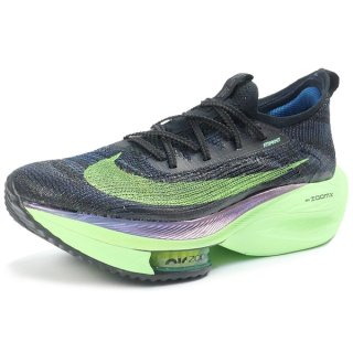NIKE ナイキ AIR ZOOM ALPHAFLY NEXT% CI9925-400 スニーカー 黒 Size【26.0cm】 【新古品・未使用品】
