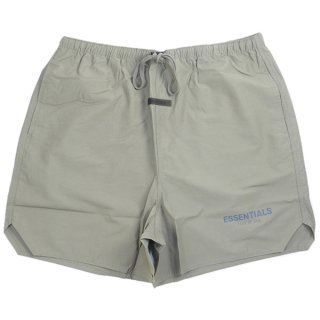 Fear of God ESSENTIALS Volley Short Taupe ナイロンショーツ 茶 Size【L】 【新古品・未使用品】