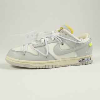 OFF WHITE ×NIKE DUNK LOW 1 OF 50