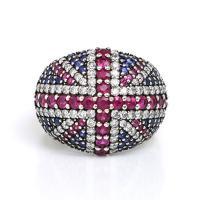 Union Jack Ring